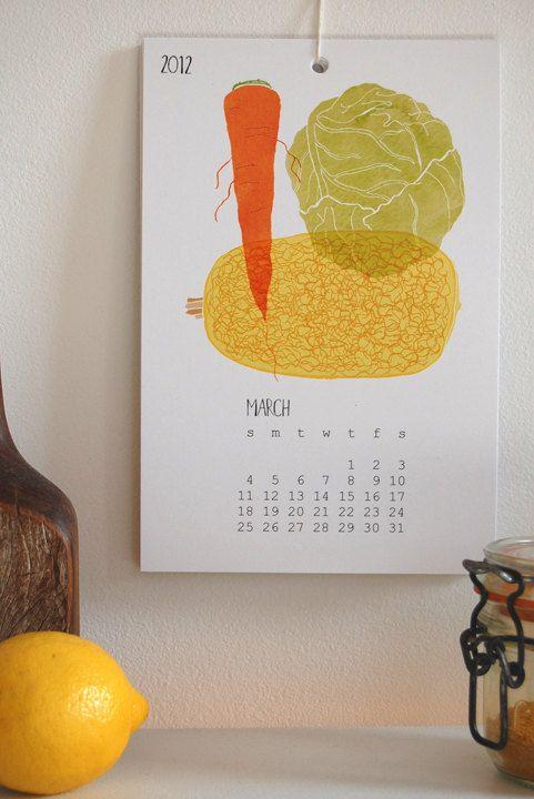 claudia pearson 2012 calendar.