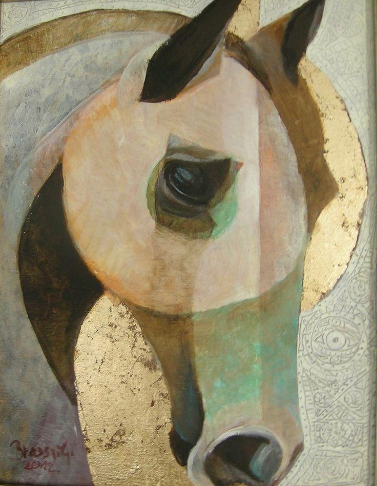 Brassai Gabi : Horse
