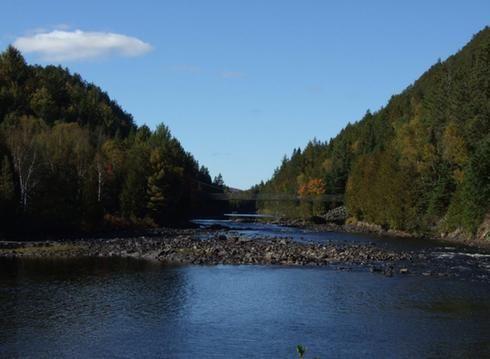 Les campings les moins chers au Québec - Parc Régional Forêt Ouareau