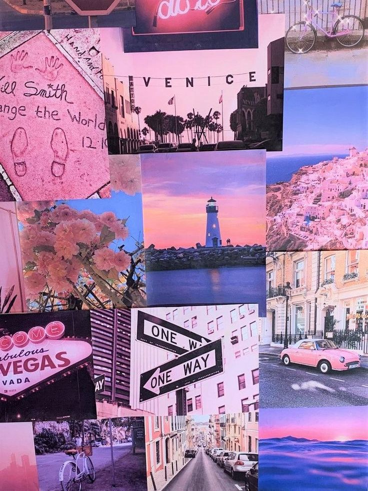 Aesthetic Pictures Collage Kit
