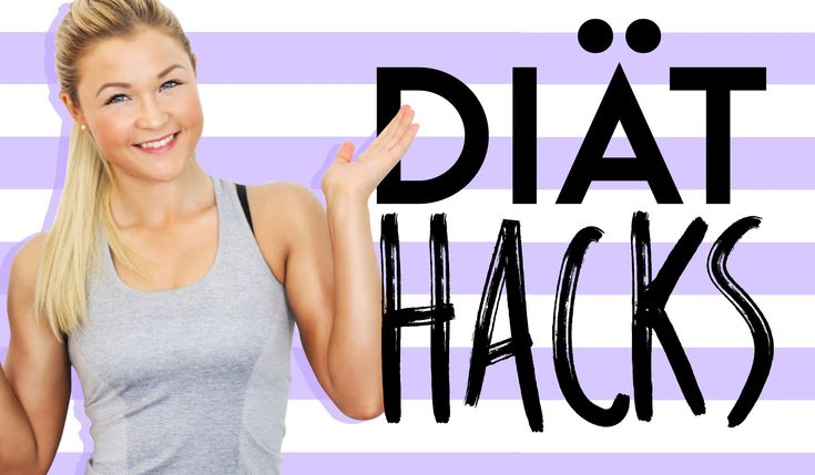 Diät Hacks | Abnehm Tipps | Sophia Thiel