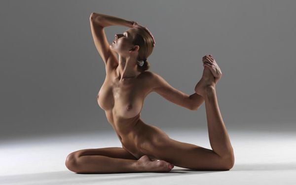 nice Nude Yoga Check more at http://www.yogaposesgrace.com/nude-yoga.html
