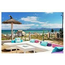 Image result for samsara beach club mallorca