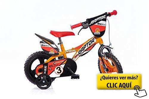Bicicleta infantil Raptor Moto infantil con rueda... #bicicleta