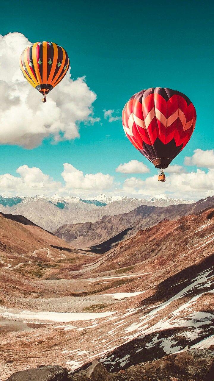 Обои воздушный шар, красиво. Города foto 18