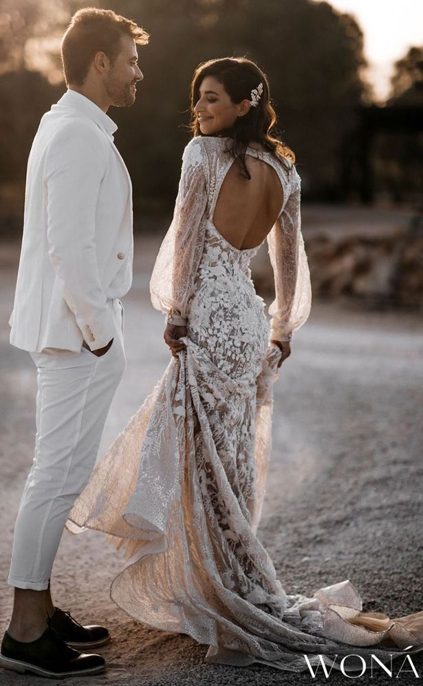 Wona Wedding Dresses And Evening Gowns 2020 Belle The Magazine In 2020 Wedding Dress Trends Fit And Flare Wedding Dress Wedding Dresses,Summer Elegant Pakistani Wedding Guest Dresses