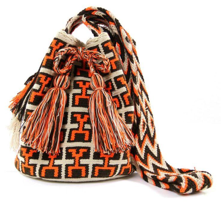 Orange Men - Mochila Bag