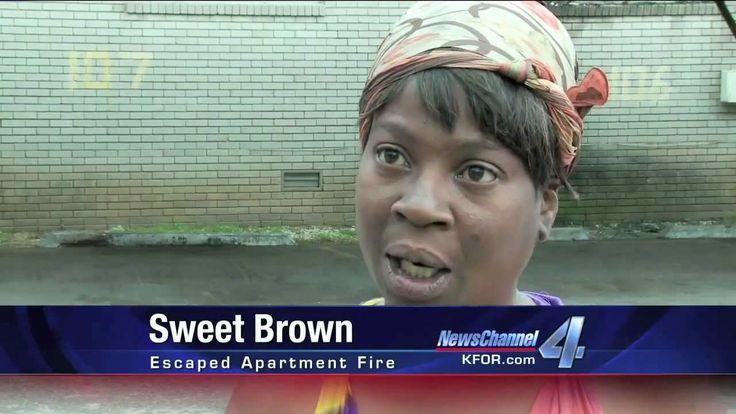 Sweet Brown - Original Report