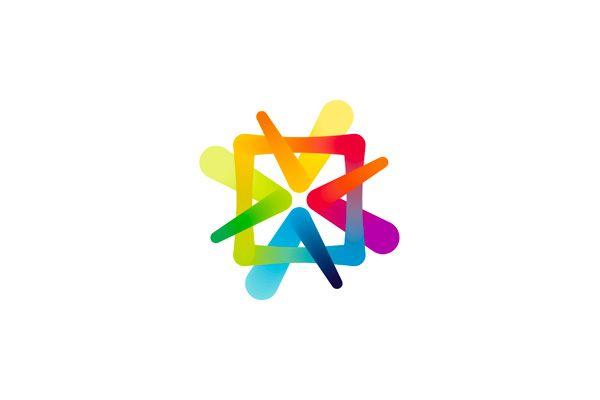 42 Awe Inspiring Colorful Logo Designs Colorful Logo Design