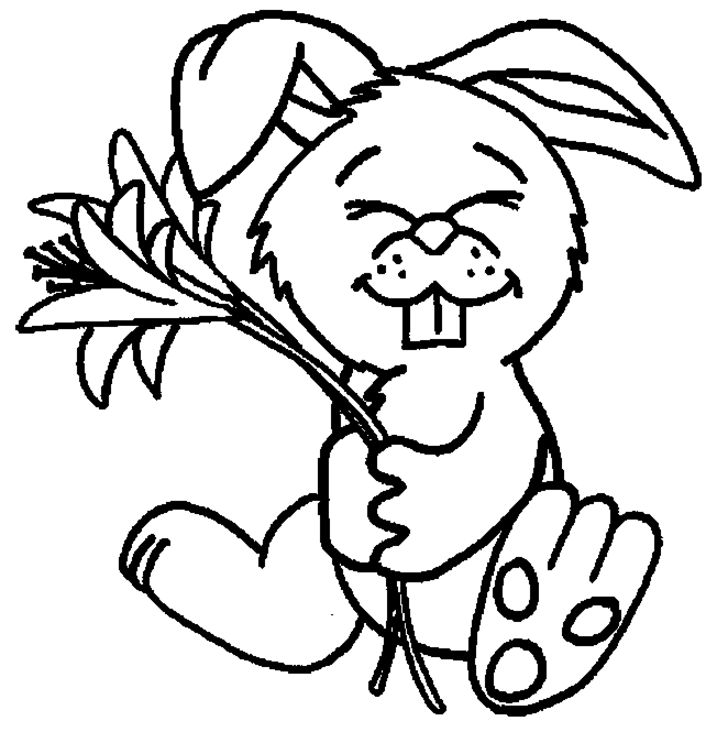 free printable easter coloring pages - Blank Colouring Pages
