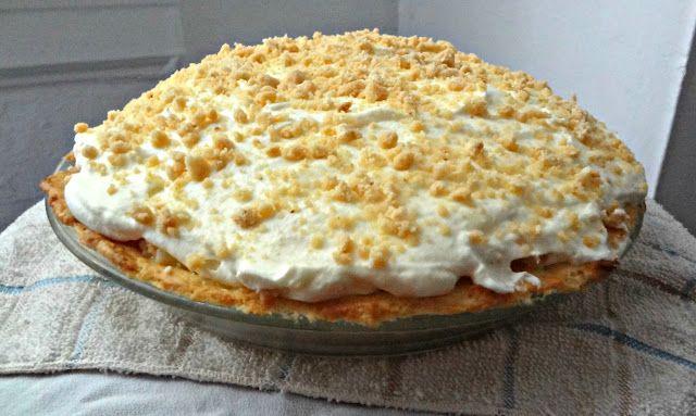 Yoder's (Amish) Peanut butter Pie