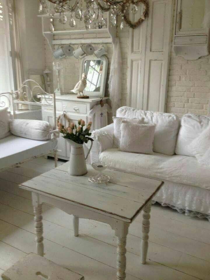 88 besten Shabby Bilder auf Pinterest Shabby chic deko - shabby chic deko wohnzimmer