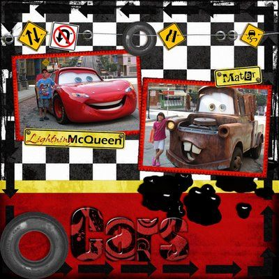 75 best Cars and Racing Scrapbook Layouts images on Pinterest ...