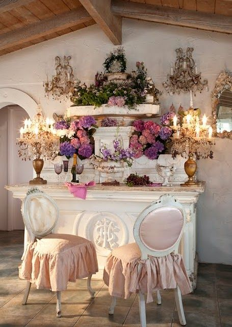 2165 best images about shabby chic decor on pinterest for Flea market home decor