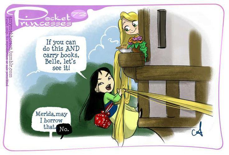 Pocket Princesses Comics in Order   Pocket Princesses No.72