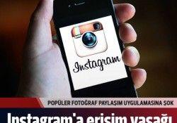 Instagram'a Erişim Engellendi!