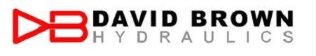 The David Brown Hydraulics product range is designed for maximum torque, highest reliability and ease of installation and includes: helical gear and spur gear pumps, lifting winches, monobloc valves, selector valves, sectional valves, unloader valves, crane slewing drives, crane winch drives, hydraulic pilot controls/pilot valves; single lever control, dual axis control and foot pedal controls: http://www.hydraulicsonline.com/david-brown-hydraulics