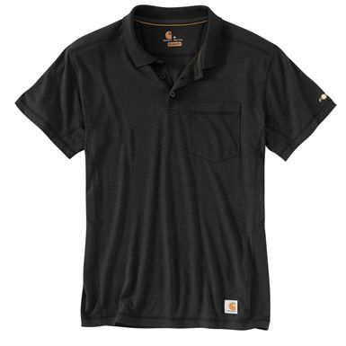 This fashionable Carhartt LW Force shirt has great odour fighting properties and fast-dry wicking, making it a great garment for summer time work. Equally as good at keeping you at your best in the nightclub.