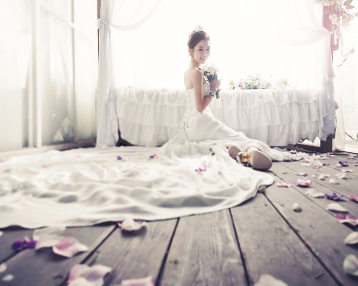 Korea Pre-Wedding Studio Photography by May Studio on OneThreeOneFour 12