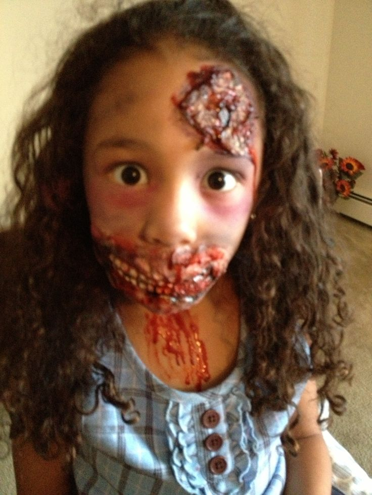 17 Best images about Zombie makeup for Halloween on ...