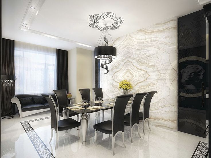Marble Dining Table Designs   Google Search · Dining Room ModernWhite ...