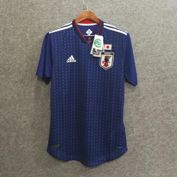 2018 Men Japan Jersey Stadium Home Soccer Jersey World Cup Jersey Player World Cup Jerseys Soccer Jersey Fifa World Cup Jerseys