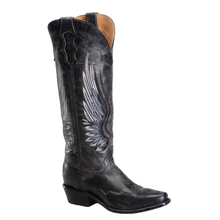 Sonora Women's Carly Boot (SNF16-6) Black