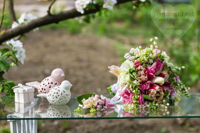 Inspiratia pentru nunta de primavara cu lalele - Весенняя свадьба с тюльпанами