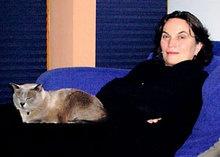 Dorothy Porter, photo courtesy the Estate of Dorothy Porter - Australian Poetry Library