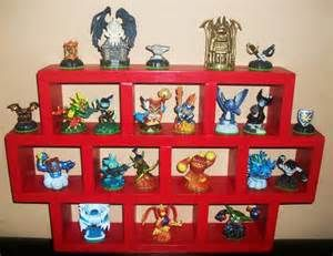 Unique Skylanders Display Cases And Shelves