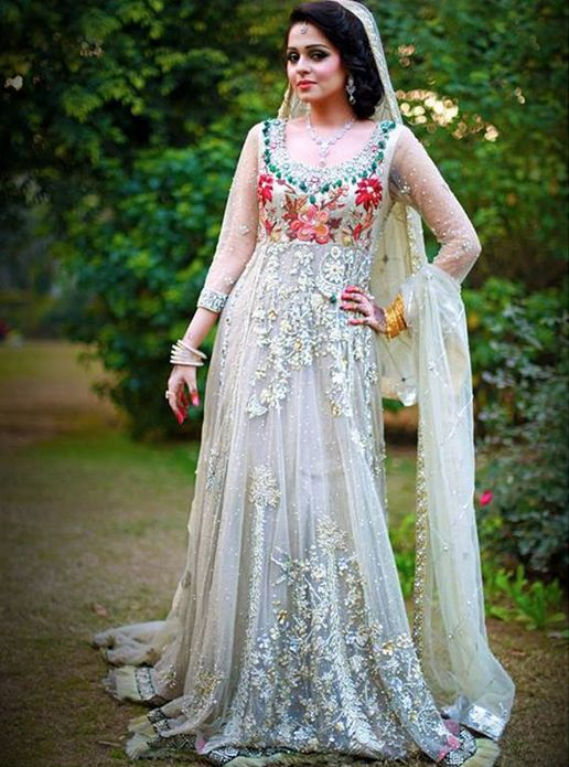 Bride's Outfit by Elan