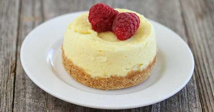 Recept na cheesecake z mikrovlnky