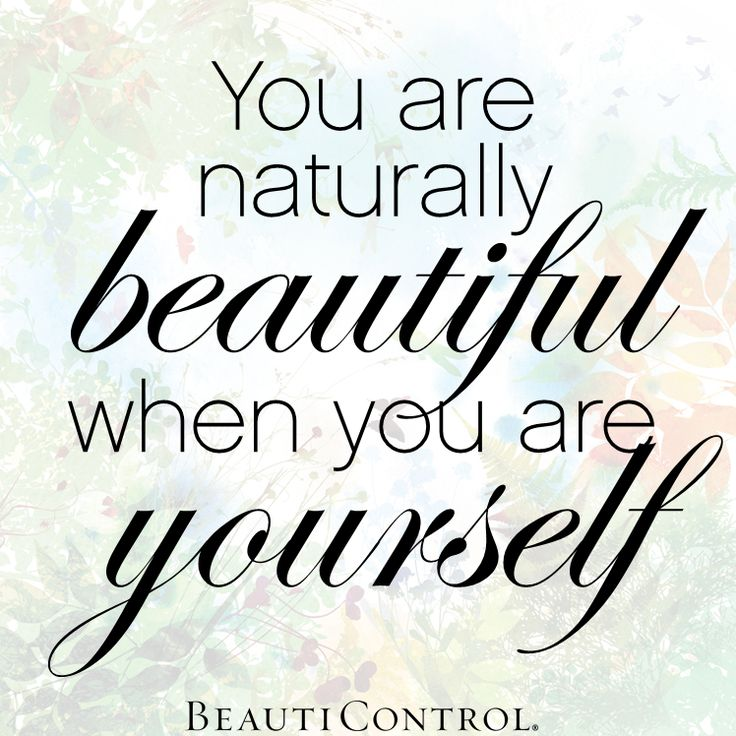 Quotes About Beauty: 25+ Best Natural Beauty Quotes On Pinterest