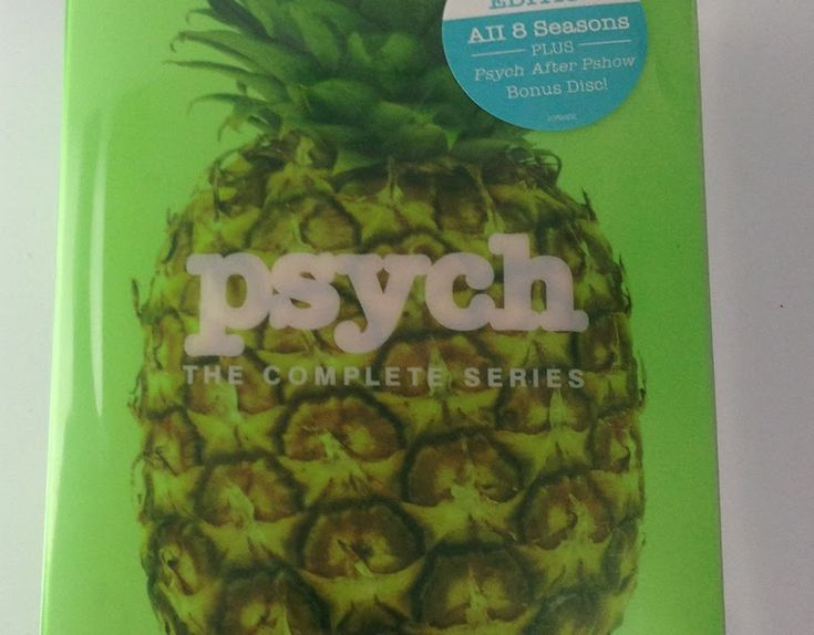 Psych: The Complete Series seasons1-8 (DVD 2014 31-Disc Set12345678)