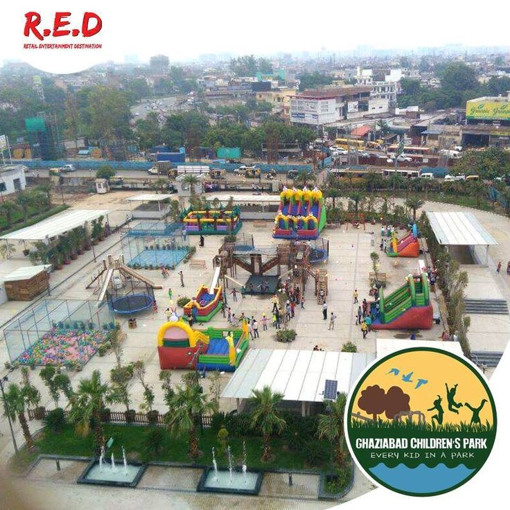 It gives us immense pleasure to announce the grand opening of #Ghaziabad #ChildrenPark at #REDMall, G.T. Road, near New Bus Stand, Ghaziabad on 20th August, 2016 at 6.30 P.M.  Ghaziabad Children Park is an exclusive fun center for children as well as their families. Equipped with natural fun and adventure activities in an outdoor, secured and safe environment, Ghaziabad Children Park promises to be the ultimate destination.  You are cordially invited to join us at Ghaziabad Children Park.