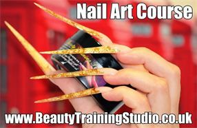 nail courses in London