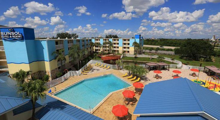 Hotel Sunsol International Universal Area (EE.UU. Orlando) - Booking.com