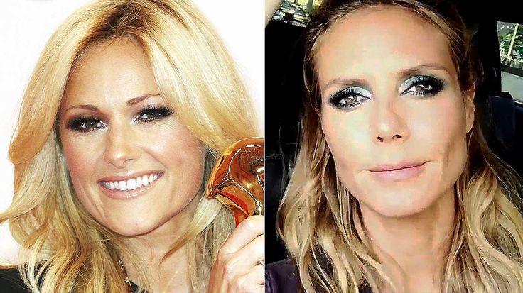 Make-up-Tricks der Stars: So schummeln Helene Fischer und Co.