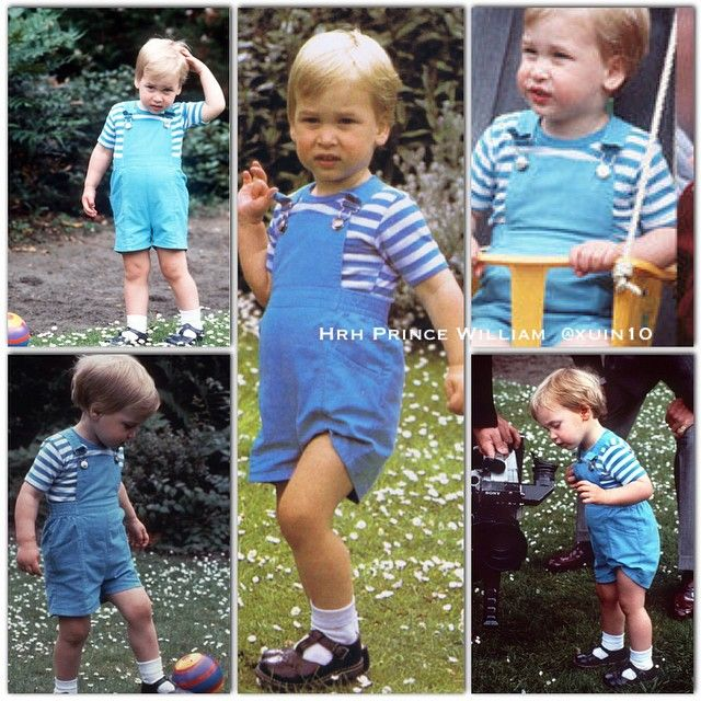 """Prince William At Age 2 #cute#sweetwilliam#hrh"