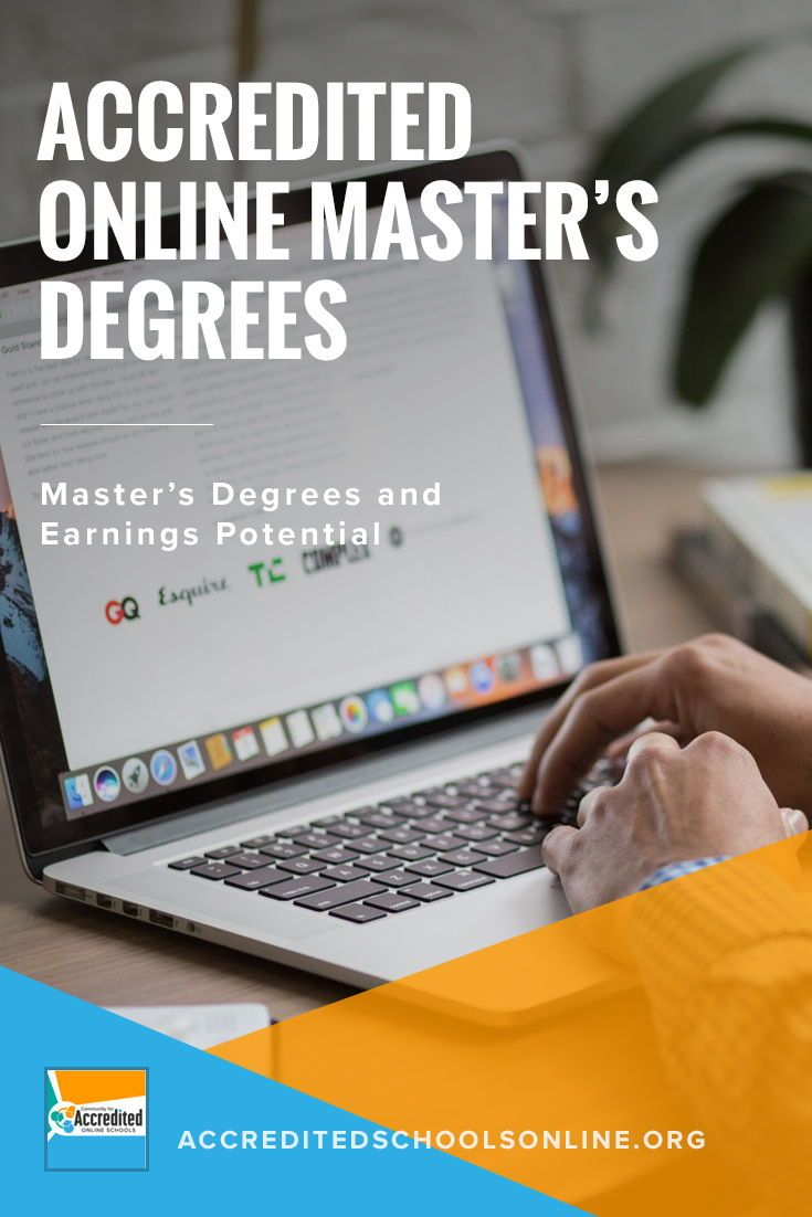 Top Online Masters Programs >> Top 50 Accredited Online Masters Degree Programs Of 2018