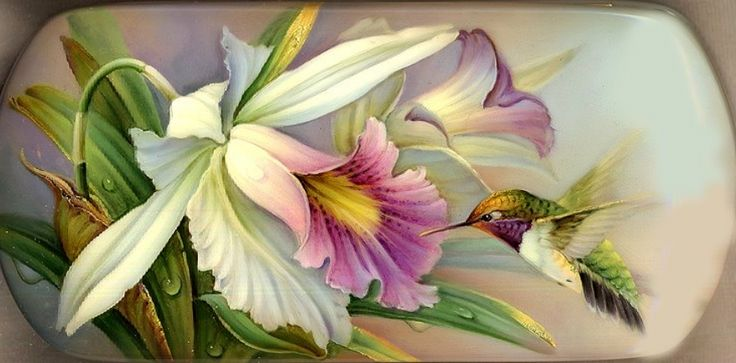 Title: Hummingbird  Artist: Gavrilov Oleg