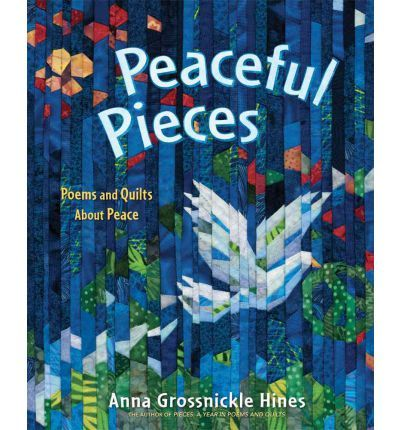 In this evocative collection of poems illustrated by beautiful handmade quilts, Hines explores peace in all its various and sometimes surprising forms: from peace at home to peace on a worldwide scale to peace within oneself.
