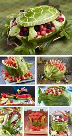 Watermelon by RoseLeonard