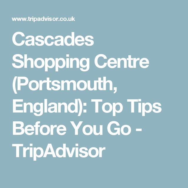 Cascades Shopping Centre (Portsmouth, England): Top Tips Before You Go - TripAdvisor