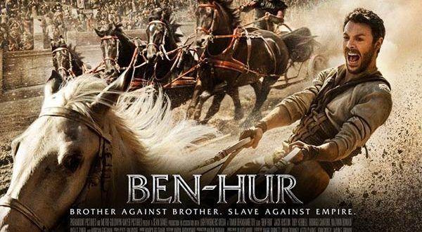 Ben-Hur: remake di un colossal inarrivabile | Alpi Fashion Magazine