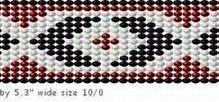 نتيجة الصورة لـ Easy Beading Patterns for Looms