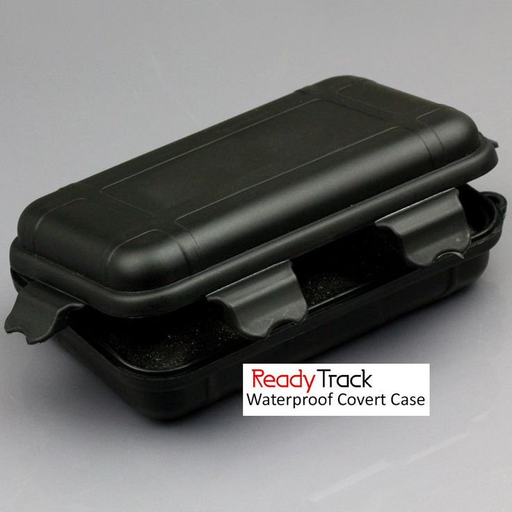 Ready Track CC1 - Waterproof Magnetic Covert Case for PN40 GPS Tracker
