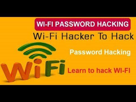 Hack wifi password || wifi password hacking tutorial || How to Find Wifi...
