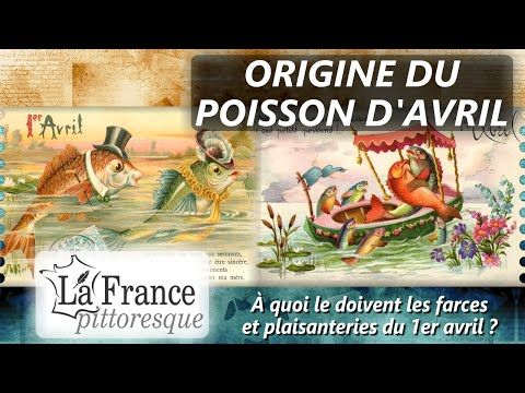 Origine du Poisson d'avril - YouTube