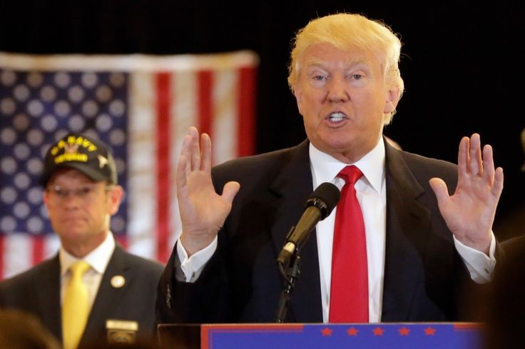Trump says judge's Mexican heritage presents 'absolute conflict' in Trump University cases